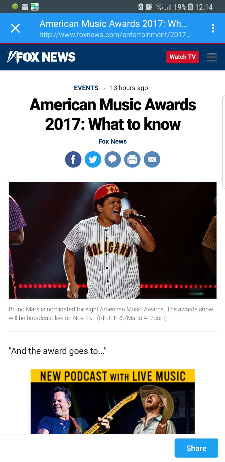 American Music Awards 2017: What to know   Fox News http://www.foxnews.com/entertainment/2017/11/13/american-music-awards-2017-what-to-know.html?utm_campaign=crowdfire&utm_content=crowdfire&utm_medium=social&utm_source=pinterest