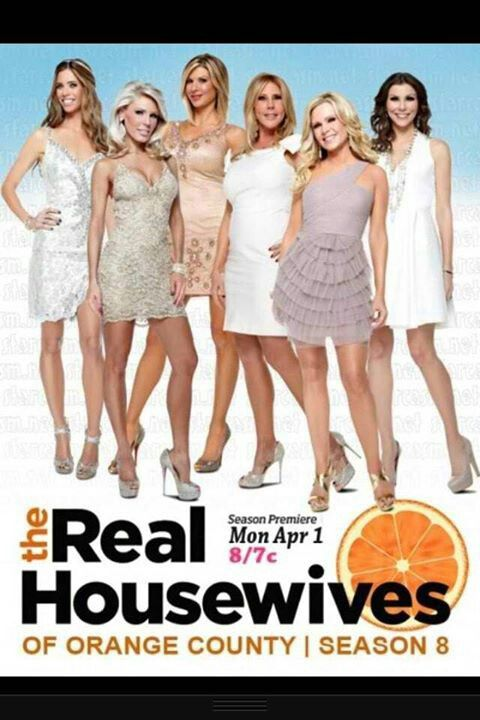 The real housewives of orange county television for Real houswives of orange county