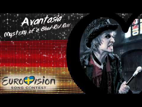 Eurovision 2016 | Germany NF | Avantasia - Mystery of a Blood Red Rose