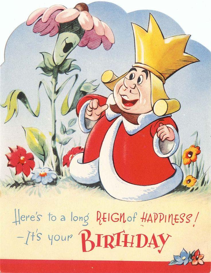 1072 best Vintage Childrens Birthday Cards images – Vintage Happy Birthday Cards