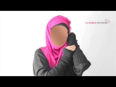 [vidéo] 2 Tutos de notre châle Basic   Blog - Hijab Glam