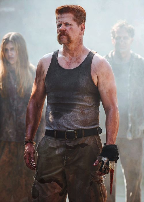 """The hell are we still around here for?"" Sgt. Abraham Ford S5 ""No Sanctuary"""