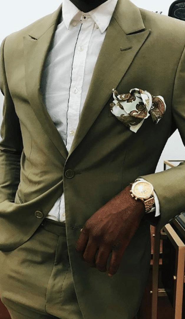 3 Best Pocket Squares For The Classy Man Mariage Poncho Shopping