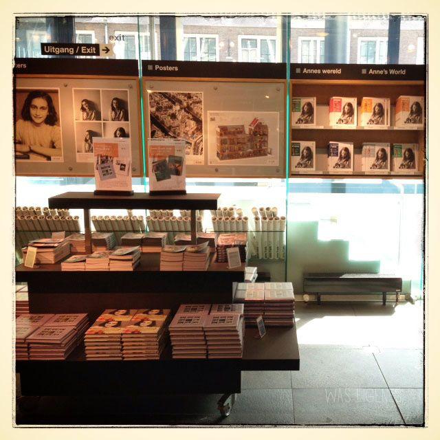 was eigenes - Anne Frank Haus