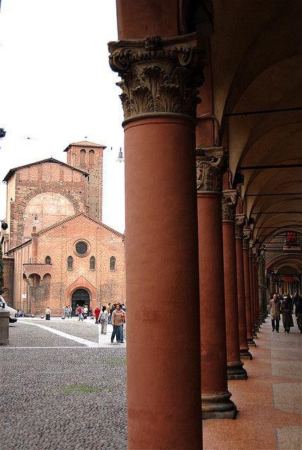 Basilica di S. Stefano - Bologna, Emilia-Romagna, Italy