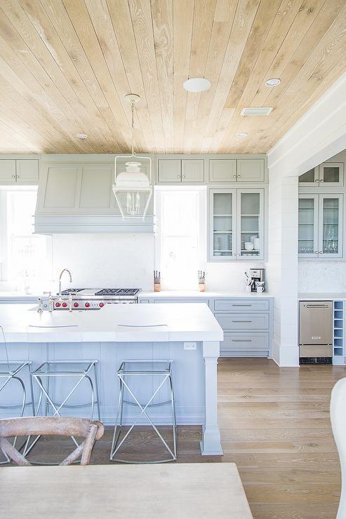 25 Best Gray Island Ideas On Pinterest Grey Cabinets