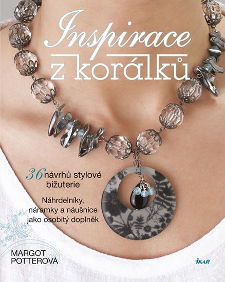 Kniha Inspirace z korálků | bux.cz