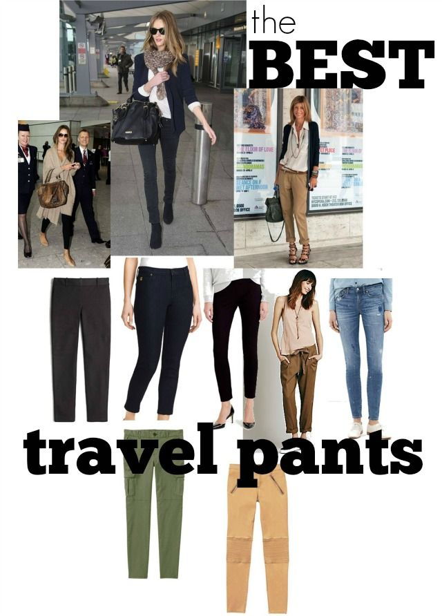 best pants for travel, what pants to pack for travelling, trousers for travel