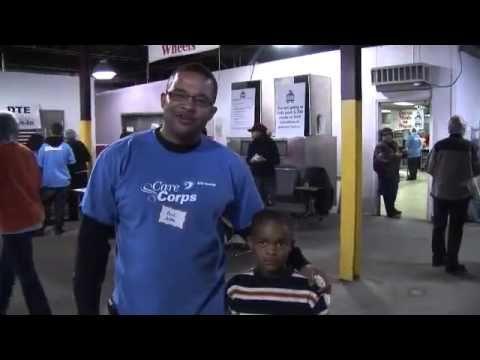 DTE Energy 2011 Meals on Wheels Volunteer Event