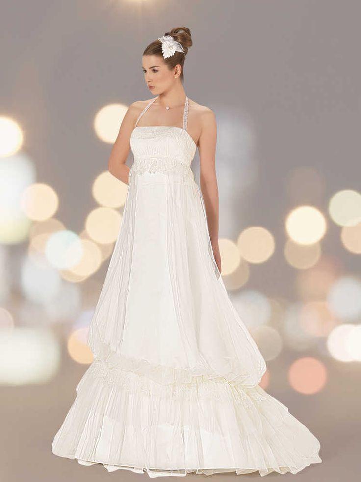Robe de mariée Riverside - Ivoire, 465 €  Robe  Pinterest