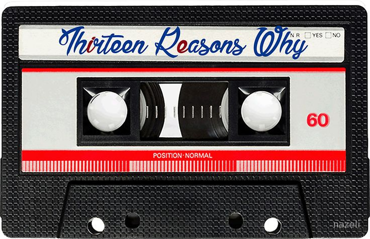 13 reasons why tape by nazeli