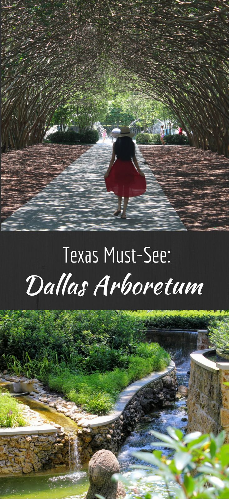 Looking for a bucket list Texas destination? The P2E team has you covered with a complete guide to the Dallas Arboretum.