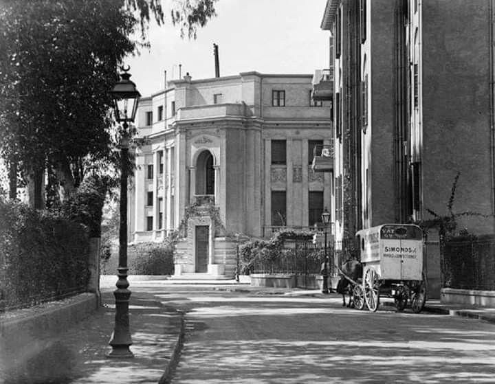 حي جاردن سيتي ١٩٣٣ Street View Scenes Street