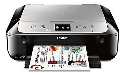 Canon Pixma Inkjet Color Printer/Scanner/Copier (MG6821 BK/SLV)