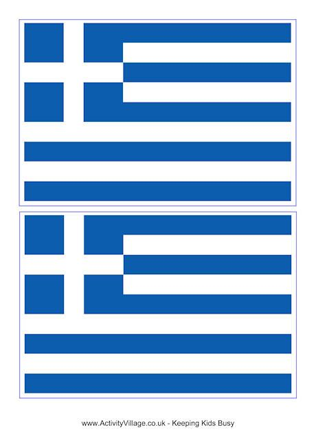 flag day greece