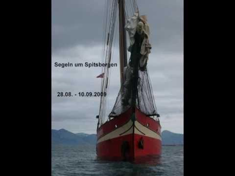 """Kreuzfahrten: """"Noorderlicht"""" - Per Segelschiff durchs Packeis"""