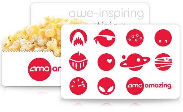 Gift Cards - Give the Gift of the Movies for Birthdays, Holidays, Graduation Celebrations - AMC Theatres