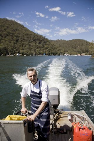 FLIPP Management | William Meppem for Berowra Waters Restaurant