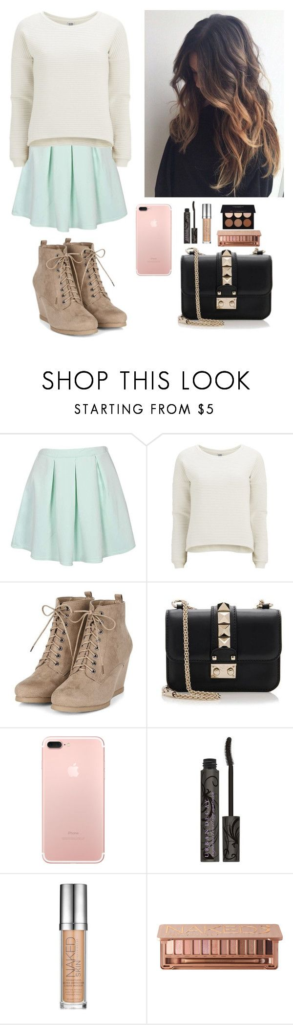 """""""Museum of contemporary art Tuesday May 30 S7 Australia 2"""" by soccerstar913 ❤ liked on Polyvore featuring Vero Moda, Valentino, Urban Decay, Anastasia Beverly Hills and contemporary"""