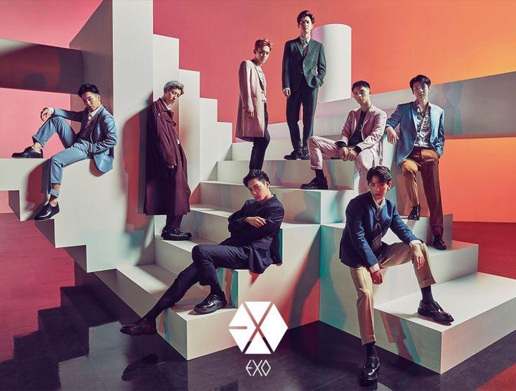 EXO 2017 Winter Album