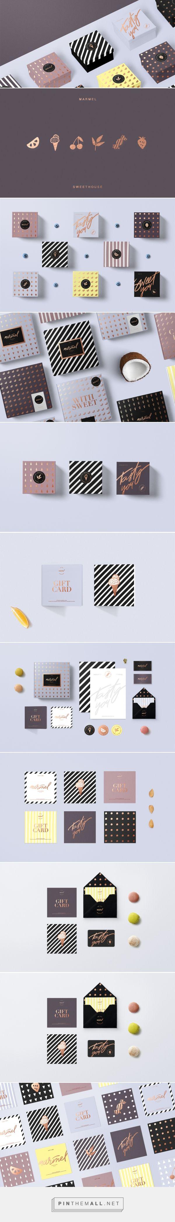 Marmel Sweet House Branding | Fivestar Branding – Design and Branding Agency & Inspiration Gallery