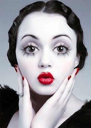 Halloween makeup ideas for women