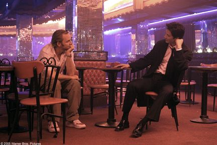 Constantine Movie | Constantine (movie) Director FRANCIS LAWRENCE and KEANU…