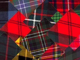 Clan/Family Histories > great site with lots of info. ie; want to know which tartan (color/design) is attached to which family (name) & so much more ...