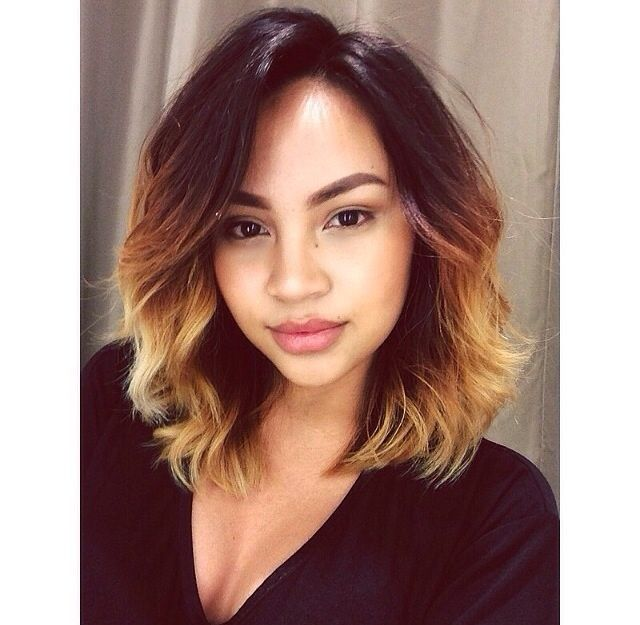 short hair ombre style 400 best images about bob hairstyle on lace 5407 | ddbdcb095c509f12f06aee7f547680e5 black weave hairstyles short hairstyles