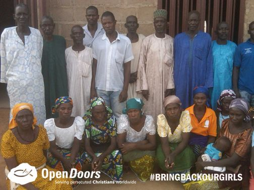 The parents of the missing Chibok girls are still hoping and praying for their daughters' safe return.