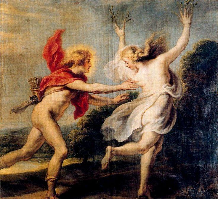 Mitologia Grega: Até o deus apolo sofreu por amor
