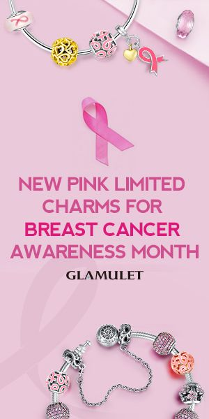 Breast Cancer Pink October 2015 by Glamulet.