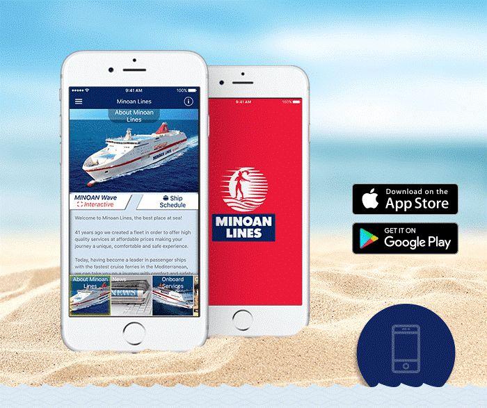 Η εμπειρία του ταξιδιού με τη Minoan Lines είναι πλέον κυριολεκτικά… στο χέρι σας! Κατεβάστε την δωρεάν εφαρμογή μας στο App Store: https://itunes.apple.comκαι στο Google Play: https://play.google.com/store/apps/details?id=gr.noveltech.m.  #Minoan_app  Everything you might for your trip with Minoan Lines in one place! Download the Minoan Lines mobile app for free on the App Store: https://itunes.apple.co and on Google Play…
