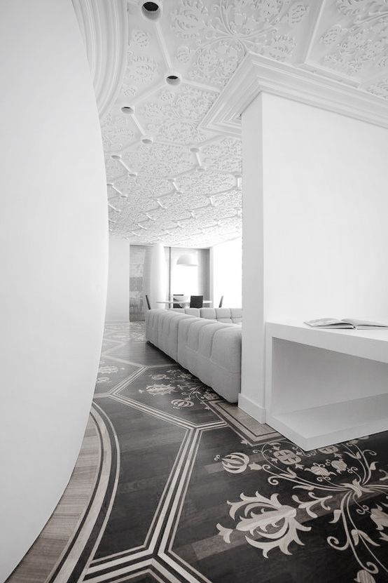 Private Residence In Amsterdam Interiors By Marcel Wanders