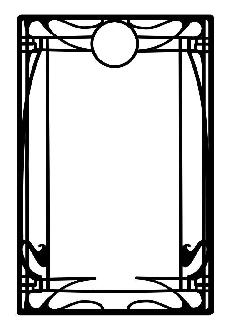 381 best images on pinterest art frames build your own rh pinterest com art nouveau border vector free art nouveau border vector