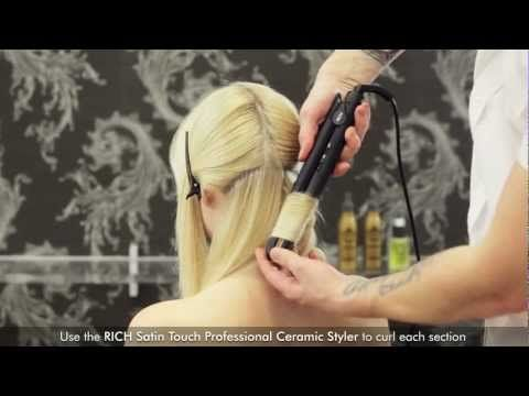 Rich Hair Care How To Get The Look - Blonde
