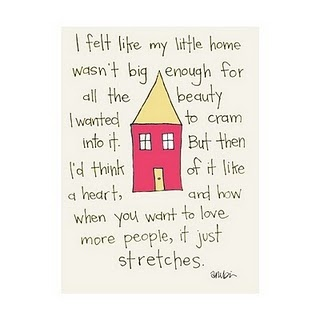 great idea for little houses.