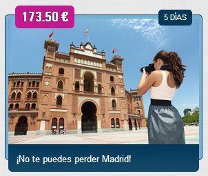 OFERTA VIAJES FIN DE CURSO POR MADRID PARA ESTUDIANTES http://www.viajeteca.net/destinos-estudiantes/ofertas-de-viajes-fin-de-curso-a-madrid
