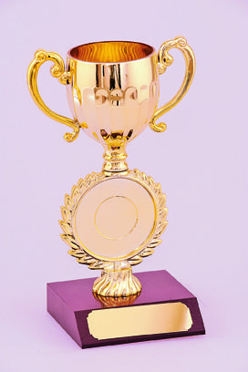 Above All Trophies: Plastic Trophy Cup (175mm)