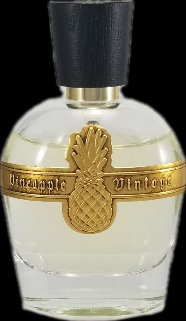 Pineapple Vintage Emperor Extrait Pineapple Vintage Fragrance Perfume Bottles