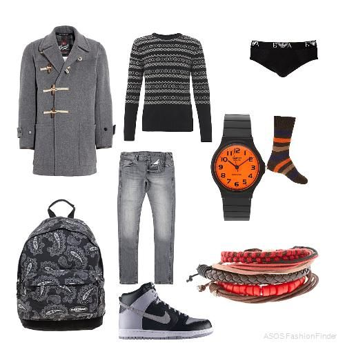 Casual autumn 1 | Men's Outfit | ASOS Fashion Finder