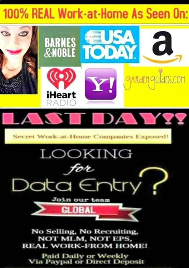 stephanienolan real-work-jobs-immediate-start-no-experience - data entry experience