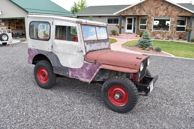 1948 Cj2a Colorado4 Custom Jeep Wrangler Willys Jeep Badass Jeep