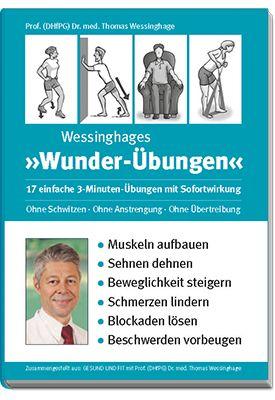 Spezial-Ausgabe Wessinghages »Wunder-Übungen«