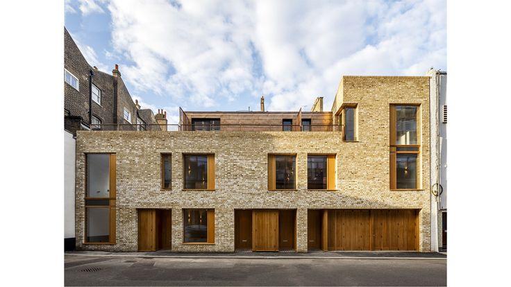 19-22 Rodmarton Street — Bennetts Associates