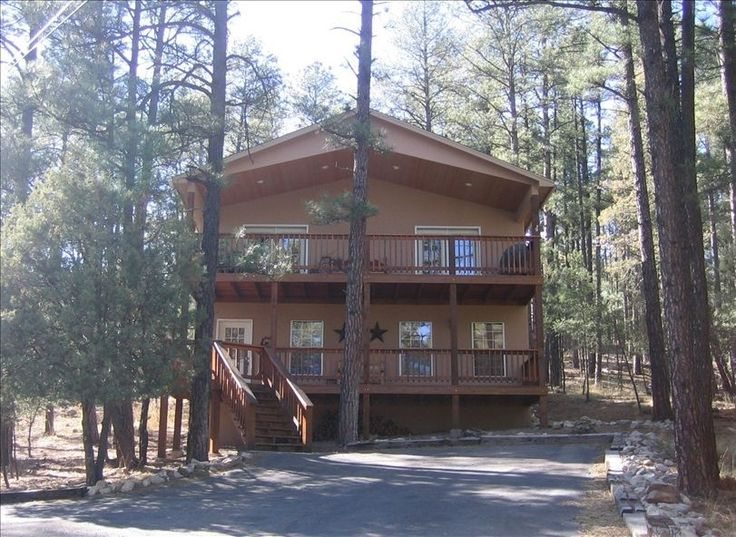 Ruidoso Cabin Rental: Cozy Pines Cabin - Your Home Away From Home | HomeAway