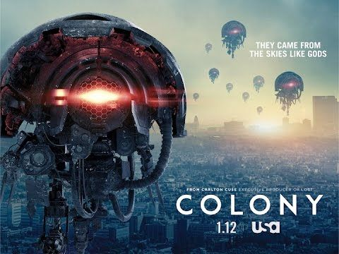 Colony - NWO Programming For EMP's, Alien Invasion, Martial Law & One Wo...