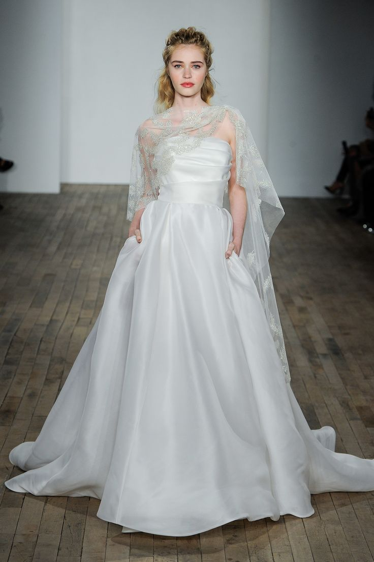 101 best lazaro images on pinterest lazaro wedding dress see all of the newest wedding dresses from lazaros fall 2018 collection ombrellifo Gallery