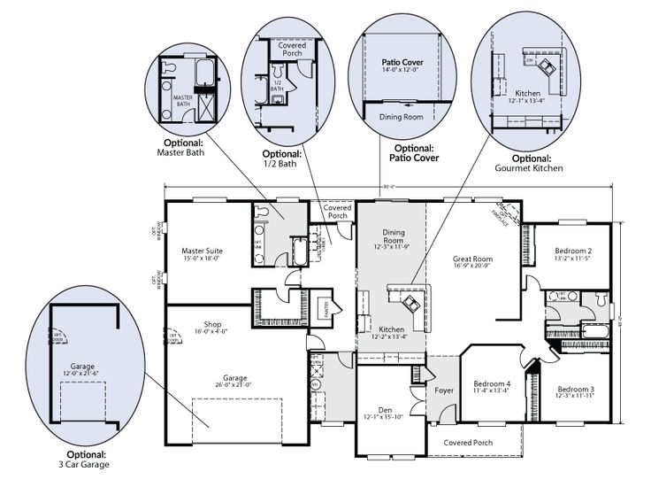 best 25 custom floor plans ideas on pinterest - Custom Floor Plans