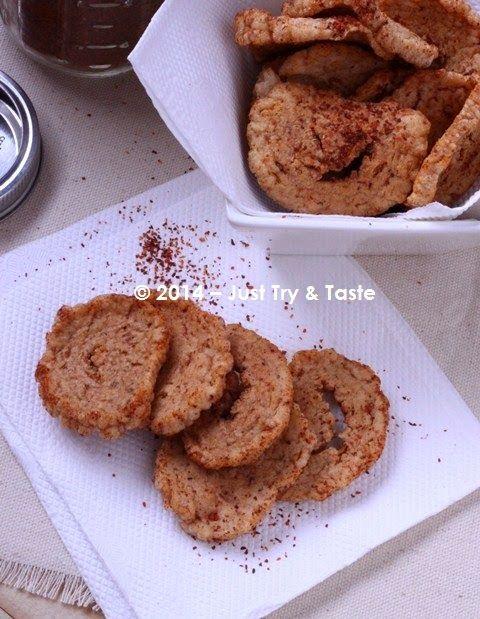 Keripik Ikan & Udang Ekstra Pedas | Just Try & Taste